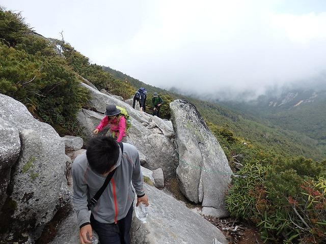 金峰山登山 2015.06