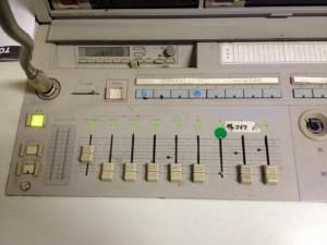 放送室のチェック