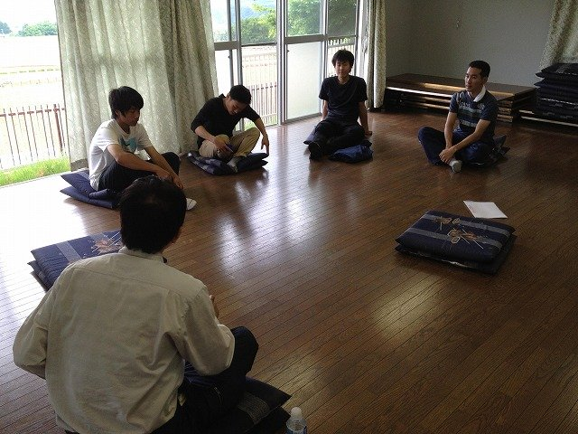 瞑想指南 ~心の平穏を保つヒント~ 2017.01.18