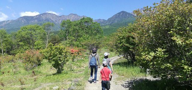 美し森、まきば公園散策 ~よく歩きました!~