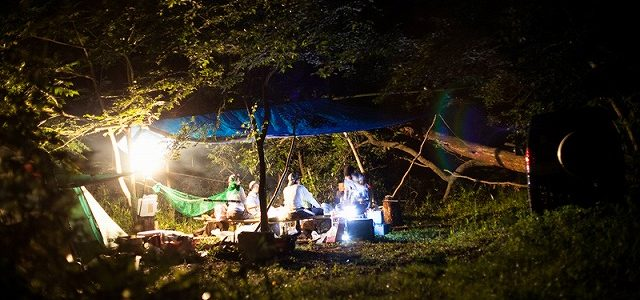 キャンプのオススメポイント ~窮する事で学ぶ~