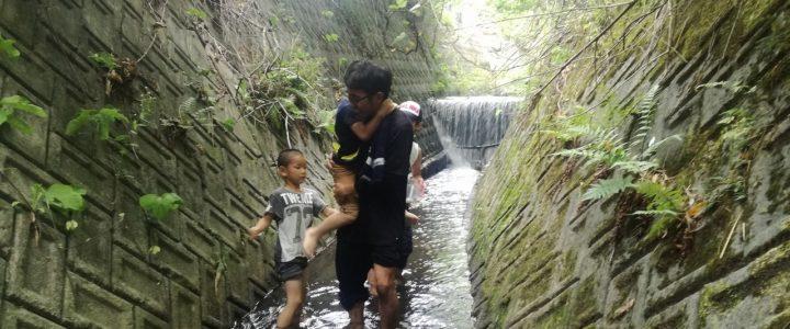 自然育児の様子 2018.08.23