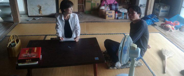 マンマメルカートの早川さんとコラボ企画を