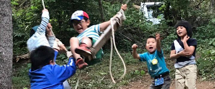 自然育児の様子 2019.10.
